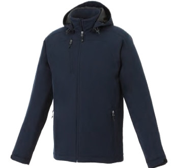 Bryce Insulated Softshell Youth Jacket, #59531 - Embroidered