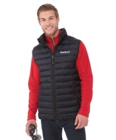Mercer Men's Insulated Vest, #19542 - Embroidered