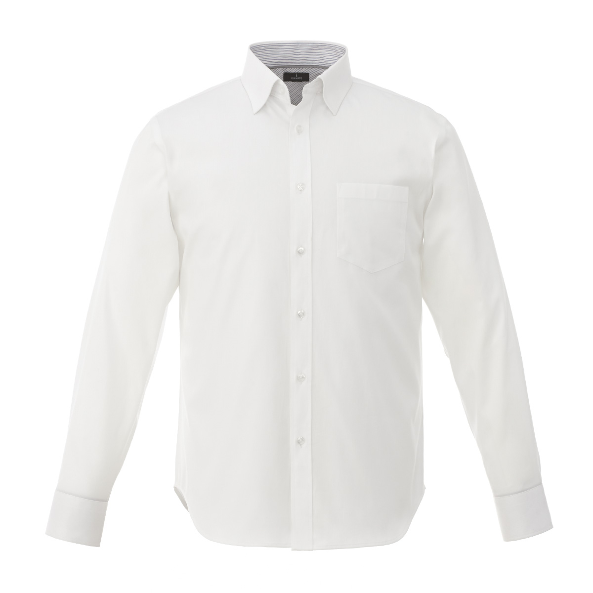 Cromwell Long Sleeve Men's Shirt, #17309 - Embroidered