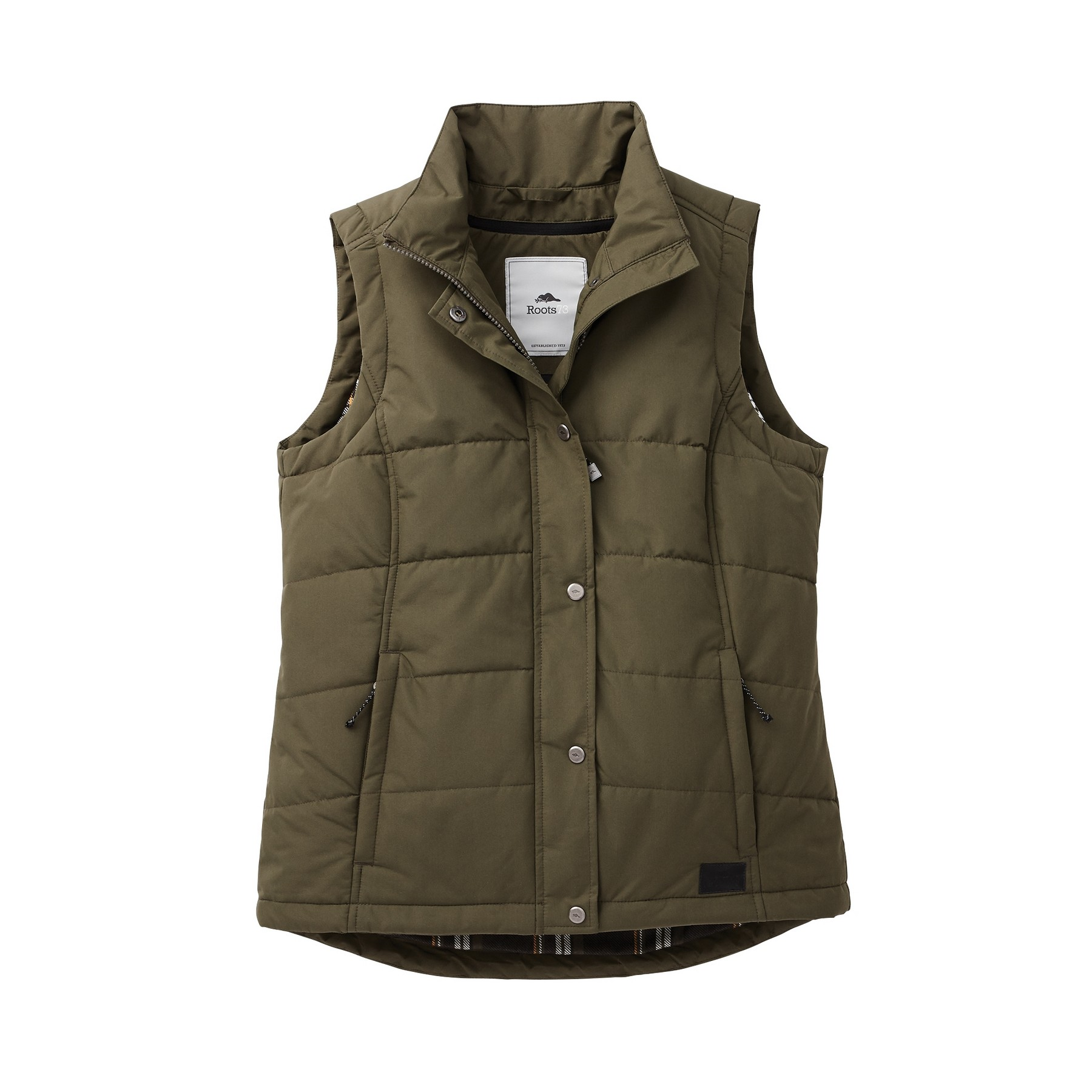 Traillake Insulated Women's Vest, #99410 - Embroidered