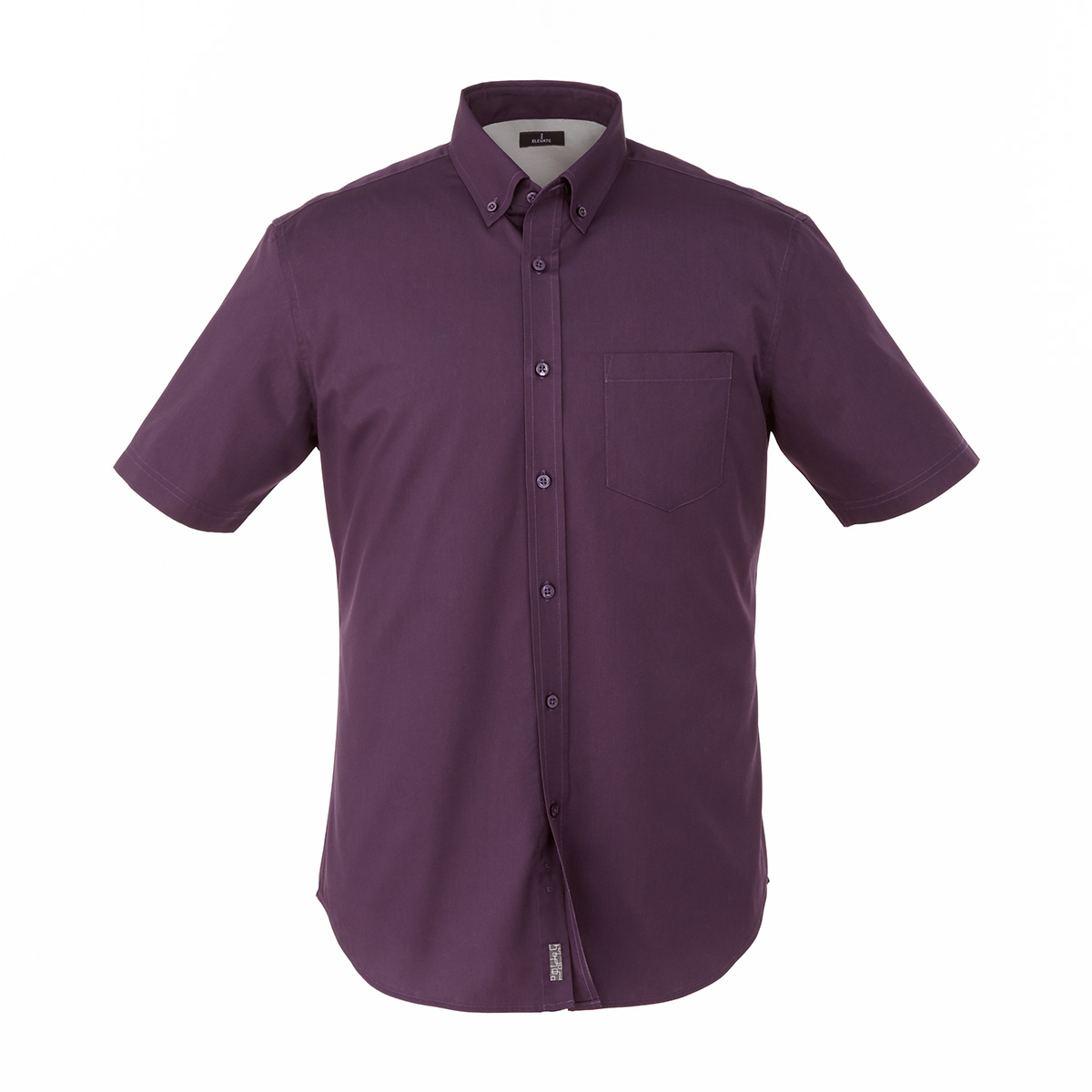 Stirling Short Sleeve Men's Shirt, #17745 - Embroidered