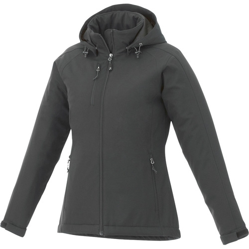 Bryce Insulated Softshell Women's Jacket, #99531 - Embroidered