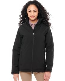 Lawson Women's Insulated Softshell Jacket, #99540 - Embroidered