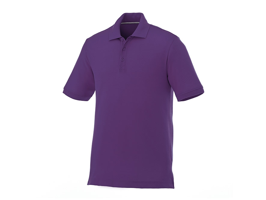 Crandall Short Sleeve Men's Polo Shirt, #16222 - Embroidered