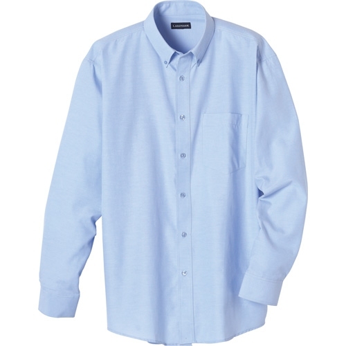Tulare Oxford Long Sleeve Men's Shirt, #17731 - Embroidered