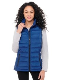 Mercer Women's Insulated Vest, #99542 - Embroidered