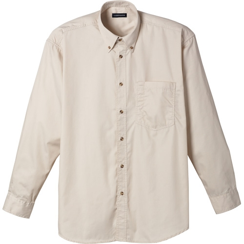 Capulin Long Sleeve Men's Shirt, #17735 - Embroidered