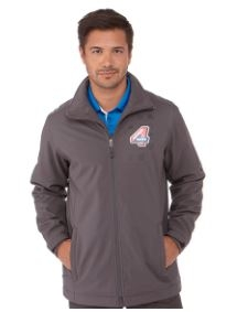 Lawson Men's Insulated Softshell Jacket, #19540 - Embroidered