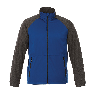 Mikumi Hybrid Softshell Men's Jacket, #12904 - Embroidered