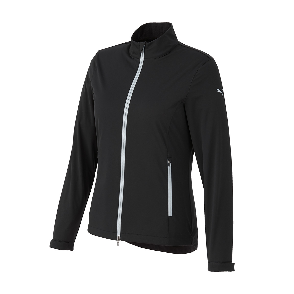 Puma Full Zip Golf Tech Women's Jacket, #98903 - Embroidered