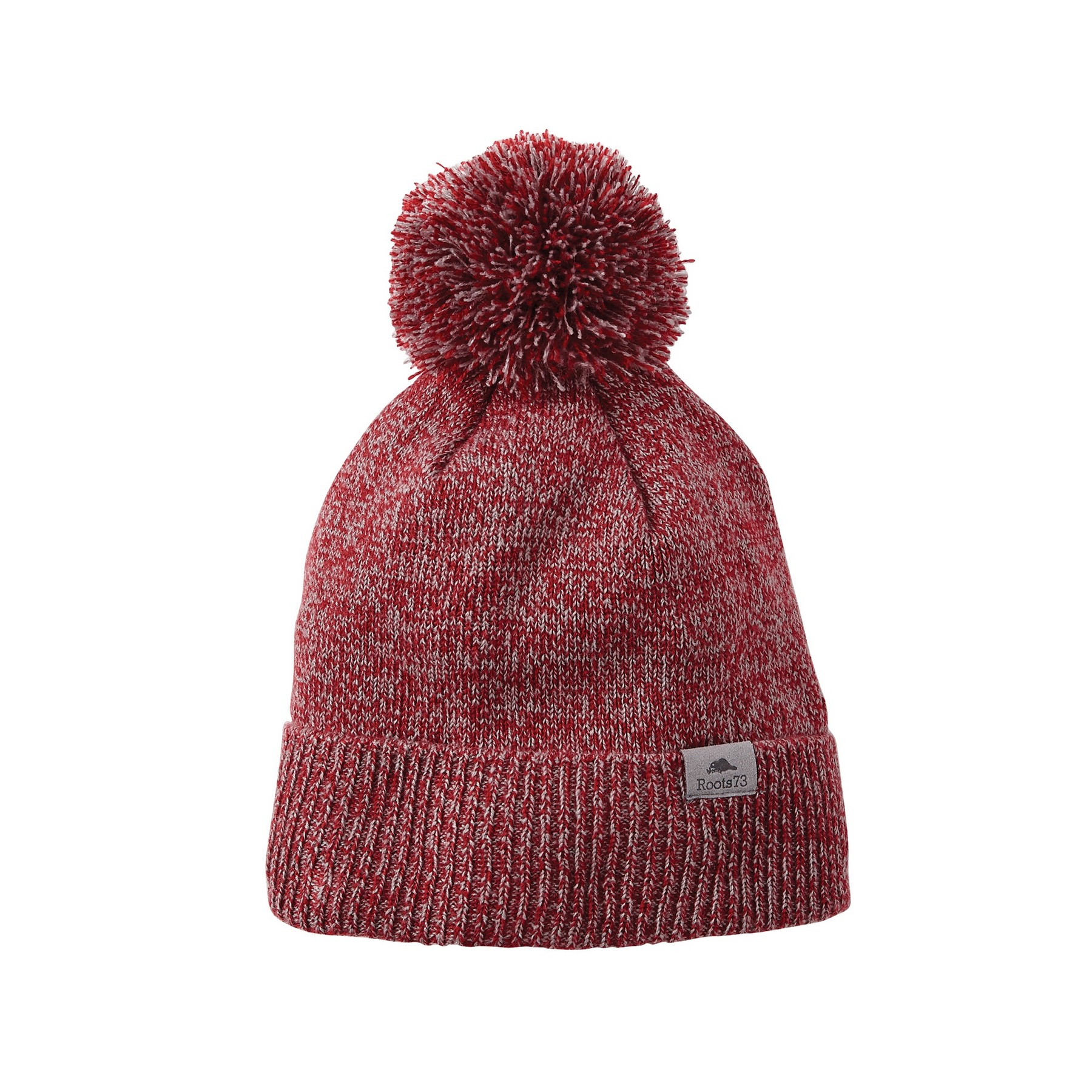 U-SHELTY Roots73 Knitted Toque Hat, #36108 - Embroidered