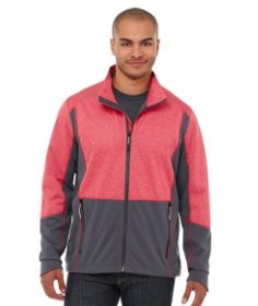 Verdi Hybrid Softshell Men's Jacket, #12933 - Embroidered