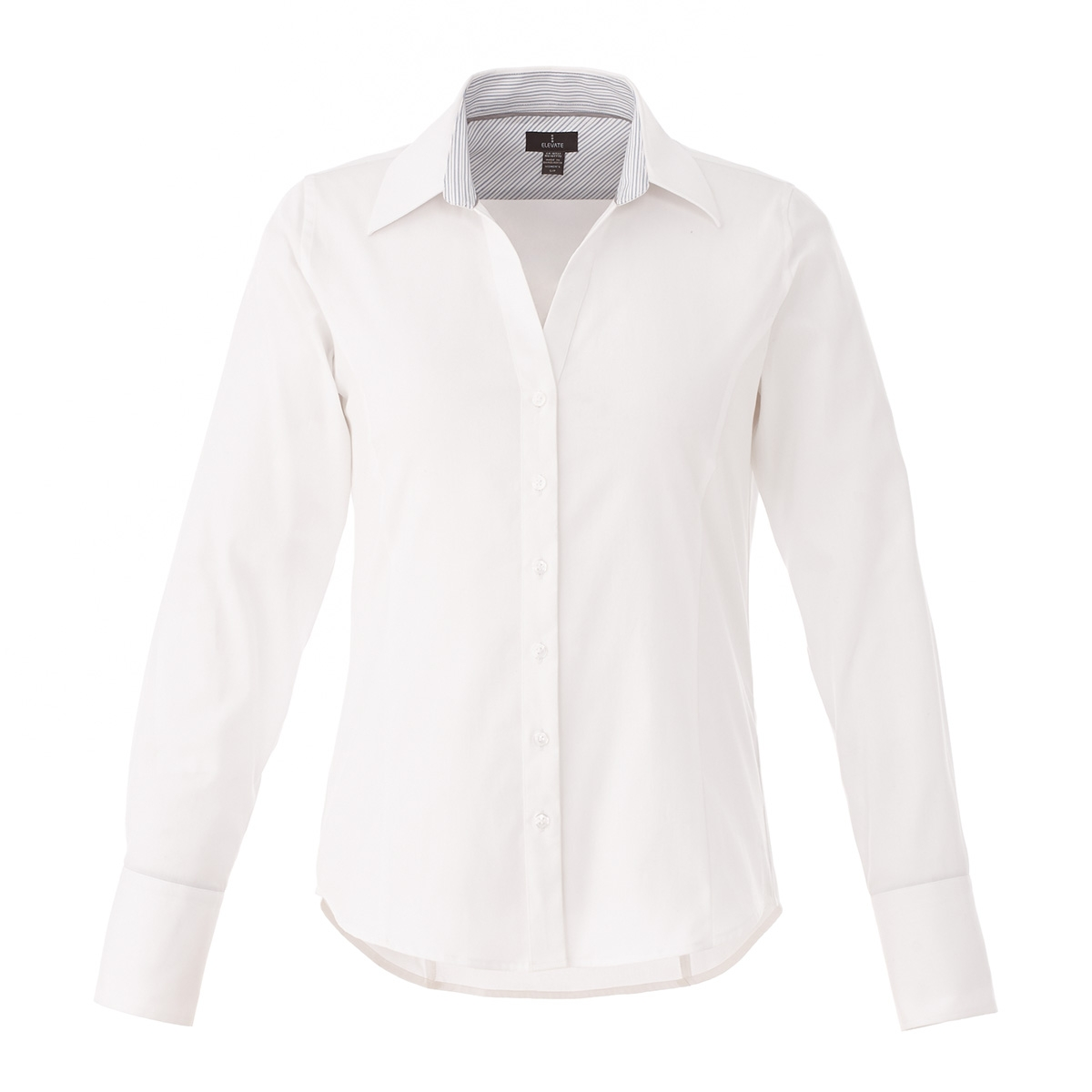 Cromwell Long Sleeve Women's Shirt, #97309 - Embroidered