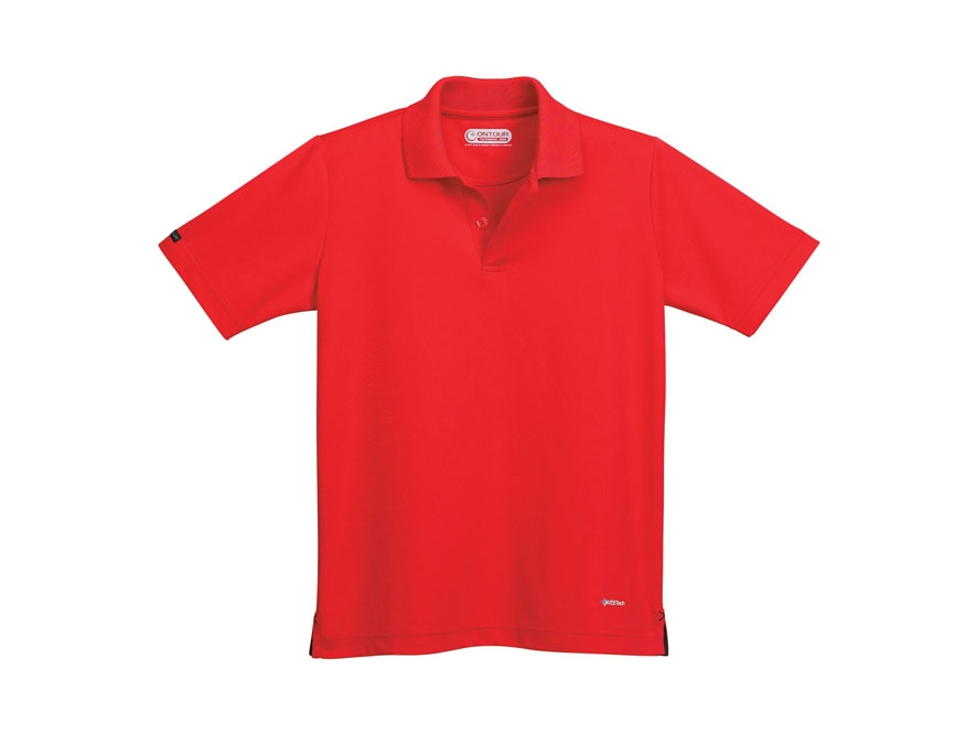 Moreno Short Sleeve Youth Polo Shirt, #56252 - Embroidered