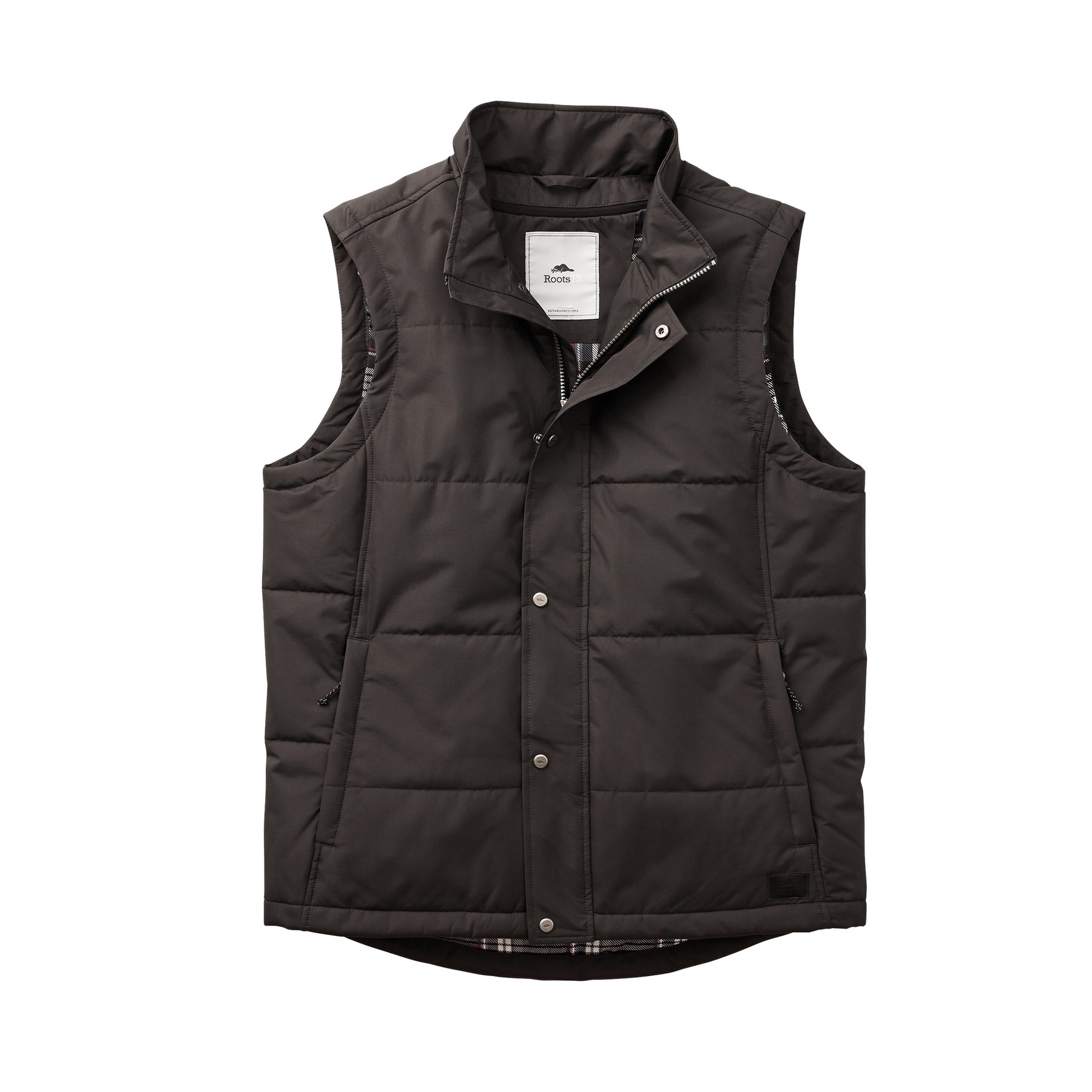 Traillake Insulated Men's Vest, #19410 - Embroidered