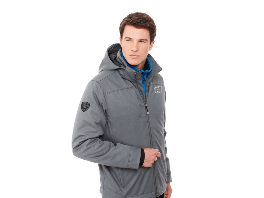 Northlake Insulated Softshell Men's Jacket, #19407 - Embroidered