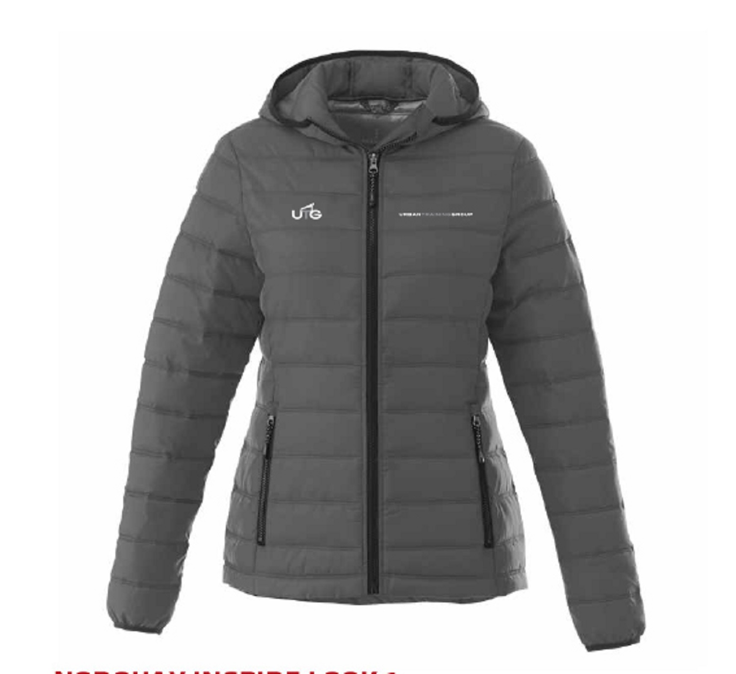 Norquay Men's Insulated Jacket, #19541 - Embroidered