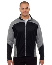 Yosemite Men's Knit Jacket, #18152 - Embroidered