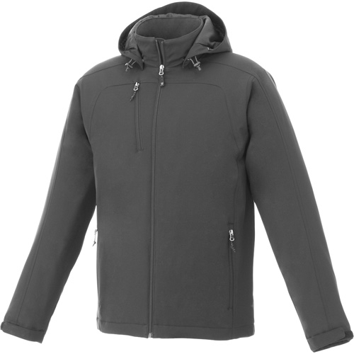 Bryce Insulated Softshell Men's Jacket, #19531 - Embroidered