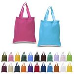 Custom 24 Colors 6oz Canvas Tote