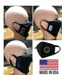 Custom ***MADE IN USA*** 4-Layer Cotton Spandex Mask