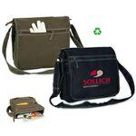 Custom SoCal Canvas Messenger Bag