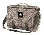 600Denier Polyester Camo Portfolio Bag