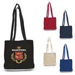 Custom Large 12oz Canvas Messenger Bag
