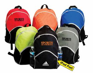 Custom Made Denier Polyester Backpacks!