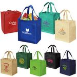 Custom Reusable Solid Color Grocery Tote Bag
