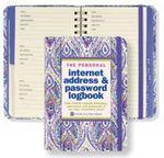 Custom Silk Road Personal Internet Address & Password Logbook