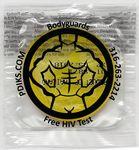 Custom Custom Labeled Condom Bulk (2 Color/1 Side)