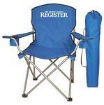 Custom Mega Folding Chair w/Carry Case