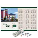 Custom Origin'L Fabric Heavy Duty Fabric Calendar Counter Mat-11
