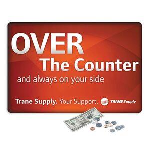 Krystex Peel&Place Ultra Thin Counter Mat-12x17.75x.015