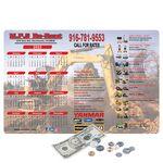 Custom Vynex Super Duty Calendar Counter Mat-12
