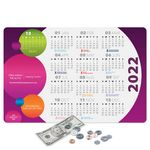 Custom Origin'L Fabric Heavy Duty Fabric Calendar Counter Mat-10