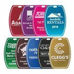 Laser Engraved Bag Tags