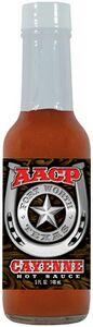 Custom Printed Cayenne Garlic Pepper Hot Sauces