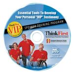 Custom DVD-R Recordable Disc w/4 Color Process Thermal Print (4.7 Gb)