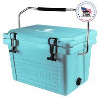 125885937-142 - 20QT Patriot® Aqua Marine Cooler - thumbnail
