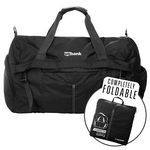 Custom Tucano Compatto XL Duffle Super Light Completely Foldable Weekender Bag