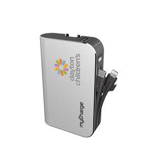 myCharge HubPlus Portable Charger 6700mAh