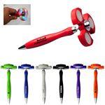 Custom Light Up Fidget Spinner Pen