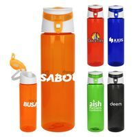 Trendy 24 oz. Colorful Bottle