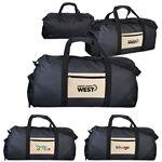 Custom Cotton Pocket Duffle Bag