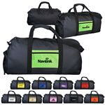 Custom Colorful Pocket Duffle Bag