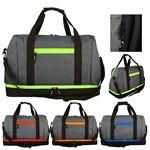 Custom G Line Duffle Bag (Blank)