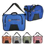 Custom Ridge Messenger Bag