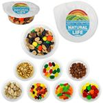 Custom Large 4 Color Cup of Snacks w/A Fill